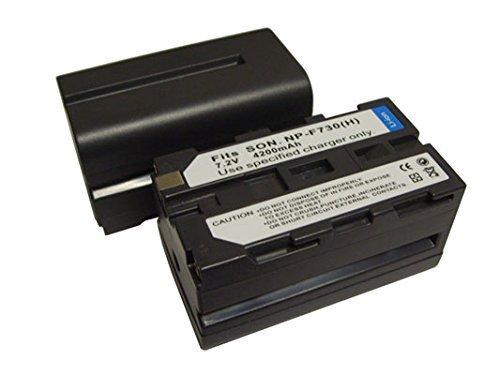 CBK 4200mAh New Video Camcorde Battery for Sony DCR-VX1000 DCR-VX2000 NP-730 NPF730 NP-F730H NP-F750
