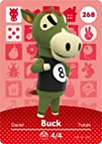 Buck - Nintendo Animal Crossing Happy Home Designer Amiibo Card - 268