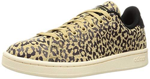 adidas Advantage, Zapatillas de Tenis Mujer, BEIBRU/MAROSC/Carton, 36 EU
