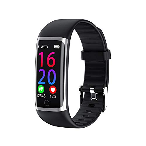 Pulsera inteligente, reloj deportivo, interfaz de interfaz de usuario dinámica 3D, carga USB, batería de litio de 90 MHA, 15 días de tiempo en espera, compatible con sistemas Android e iOS-2