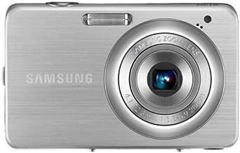Samsung ST30 10.0 MP Digital Camera (Silver) (Renewed)