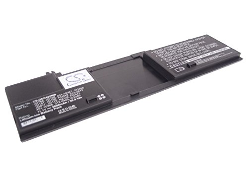 CS-DED420MB Notebook battery 3600mAh compatible with [DELL] Latitude D420, Latitude D430 replaces 312-0444, for 312-0445, for 451-10366, for GG428, for JG172