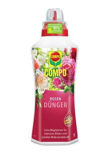 Compo -   Rosendünger für