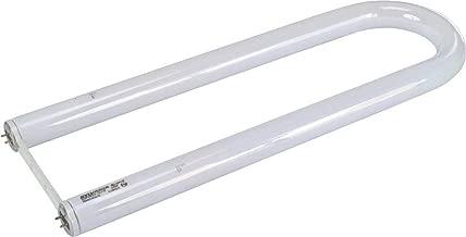 Sylvania Octron 700 Curvalume U-Bend Fluorescent Lamp T8, 4100K, Medium Bipin, 22.5 In. Length, 32 Watt, 16 Per Case