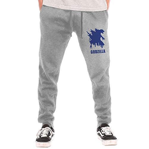 ゴジラ Godzilla スウェットパンツ 長ズボン スポーツ ロングパンツ トレーニング フィットネス 通勤通学 カジュアル メンズ 秋冬