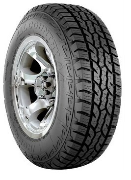 IRONMAN All Country All-Terrain Radial Tire - 225/75-16 115Q