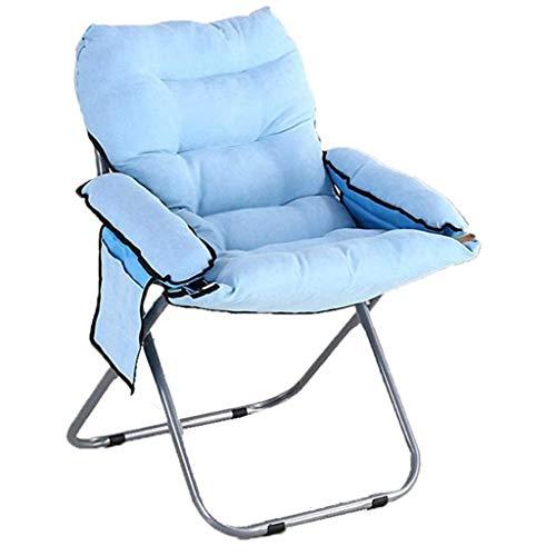 JJZXD Simple sofá Perezoso, de Tres Posiciones reclinable Ajustable con Respaldo de Apoyo for el hogar Ocio Tienda de la Sala
