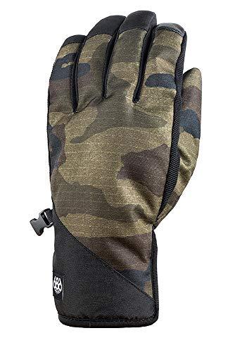 686 Herren Ruckus Pipe Handschuh, wasserdicht, Ski-, Snowboard- und Outdoorhandschuhe, Herren, MNS Ruckus Pipe Glove, Dark Camo, Large