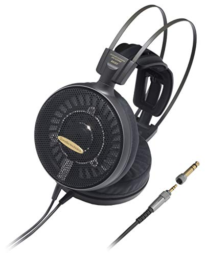 Audio-Technica ATH-AD2000X High-Fidelity Open-Back Kopfhörer schwarz