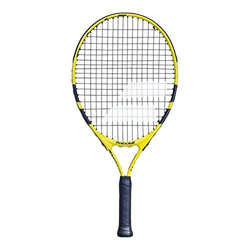 BABOLAT Nadal JR 21 Raqueta, Adultos Unisex, Jaune Noir (Multicolor), 000