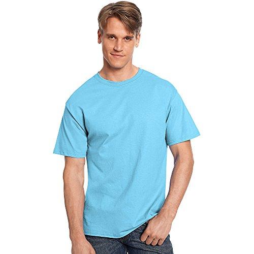 Hanes Tagless T-Shirt_Blue Horizon_M