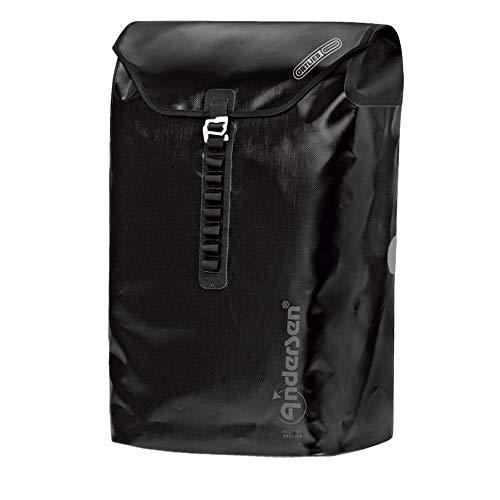 Andersen Shopper Tasche Ortlieb 49 Liter schwarz