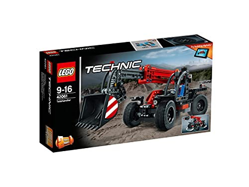 LEGO Technic - Manipulador telescópico (42061)