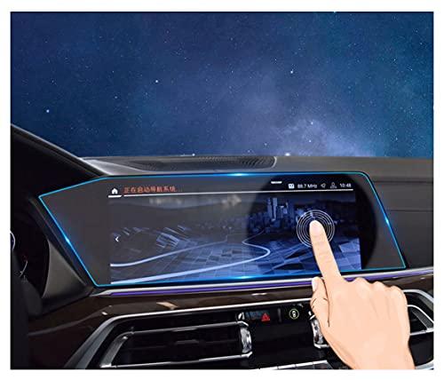 Accesorios PelíCula Protectora De Vidrio Templado Con NavegacióN Gps AutomáTica, Para Bmw X5 X6 X7 G05 G06 G07 2019 2020
