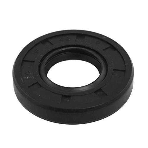 AVX Shaft Oil Seal TC17x41x7 Rubber metric Max 56% Now free shipping OFF 17mm Lip 7mm 41mm