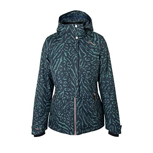 Brunotti Tiger-Heron Women Snowjacket Größe M Pine Grey