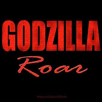 Godzilla Roar (Sound Effect)