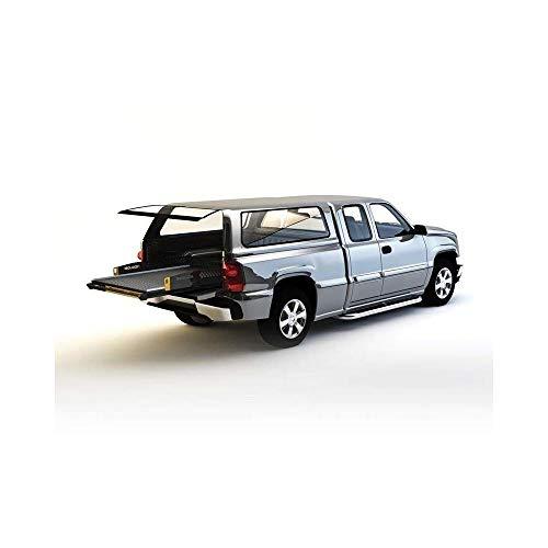 "BEDSLIDE CONTRACTOR (95"" X 48"") | 15-9548-CG | Durable Sliding Truck Bed Cargo Organizer | MADE IN THE USA | 1,500 lb Capacity (Black)"
