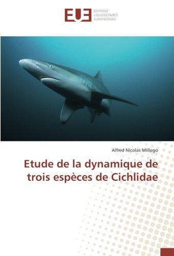 Etude de la dynamique de trois espèces de Cichlidae