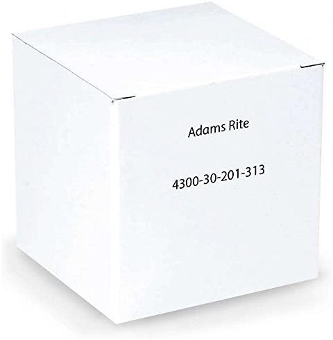 Online limited Free shipping anywhere in the nation product Adams Rite 4300-30-201-313 Steel eLatch Deadlat Hawk Electrified