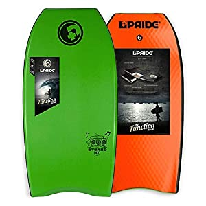 Pride THE STEREO PE HD, Tablas de Surf 2