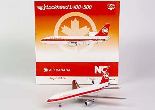 NG Model NGM35003 1:400 Air Canada Lockheed L-1011-500 Reg #C-GAGK (pre-Painted/pre-Built)