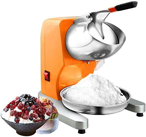 Fantastic Prices! Ice blender Ice Crusher Smoothies Electric Slush Machine Stainless steel housing N...