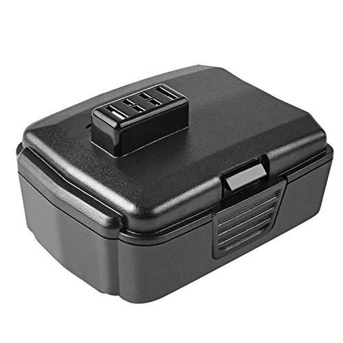 Battery Pack Lithium Power Tool Battery Compatible with RYOBI CB120L BPL-1220 130503001 130503005 12V 3000mAh