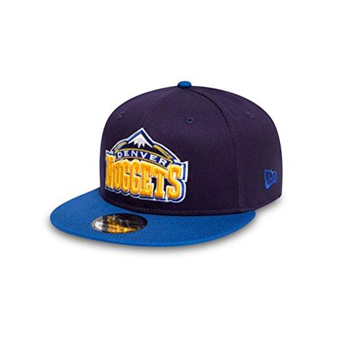 New Era NBA Denver Nuggets Snapback Team Logo Cap 9fifty 950 Basecap S/M S M