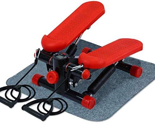 DPPAN Stepper Fitness, Máquina de Step Swing Mini Stepper con Asas Y...
