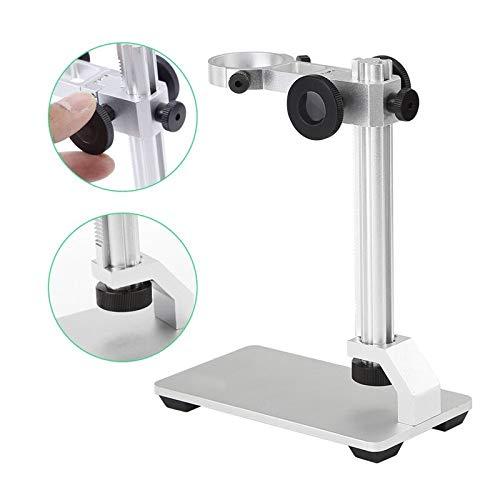 LIMEI-ZEN G600 Digital Microscope Aluminium Alloy Stand Holder Microscope Bracket Portable USB Digital Electronic Table Microscopio Solder