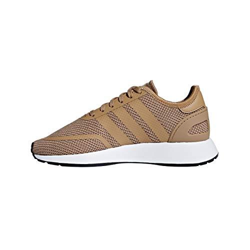 Adidas N-5923 J, Zapatillas de Deporte Unisex Adulto, Multicolor (Carton/Carton/Carton 000), 36 2/3 EU