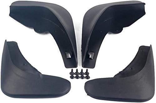 MWTTXX Guardabarros de Coche, paraFord Focus MK3 Hatchback Car 2011-2014 Accesorios de Guardabarros Paneles de protección contra Salpicaduras 2012 2013