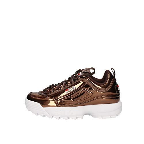 FILA Disruptor F wmn Sneaker Donna, Marrone (Chocolate Brown), 40 EU