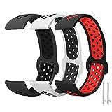 Younsea Correas Huawei Watch GT 46mm/Galaxy Watch 3 45mm, 22mm Silicona Correa para Gear S3 Frontier/Galaxy Watch 46mm/Gear S3...