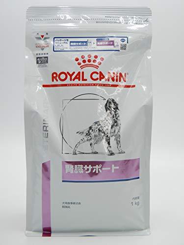 ロイヤルカナン 療法食 腎臓サポート ドライ 犬用 1kg