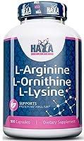 Tri-Amino Acid Complex L-Arginine L-Ornithine L-Lysine 100 Capsules Anabolic Lean Muscle Mass Builder