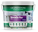 Pintura Ecológica Altas prestaciones Graphenstone Nevada Plus (15 litros)
