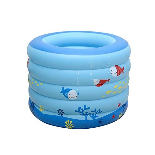 YWSZJ Bañera bebé, Inflable Familia pequeña Piscina, Baby Shower Cuenca del Partido del Verano de la decoración del jardín del Patio Trasero al Aire Libre