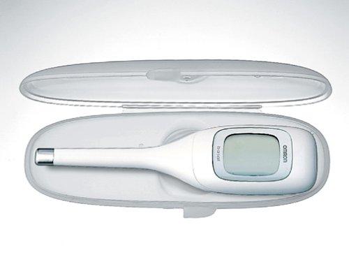 オムロン婦人用電子体温計けんおんくん実測・予測式MC-672L