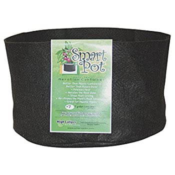 Smart Pot #7 14 Inch - 7 Gallon Container - 5 Pack