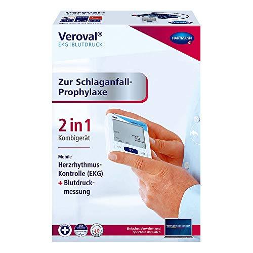VEROVAL EKG- und Blutdruckmessgerät 1 St