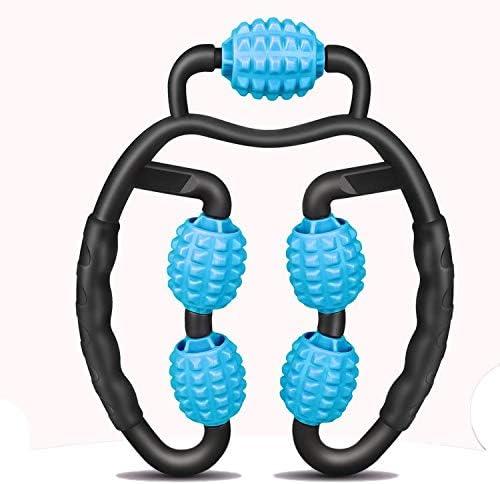 Award OakHills Trigger New mail order Point Foam Roller Massage Stick Arm for Neck Le