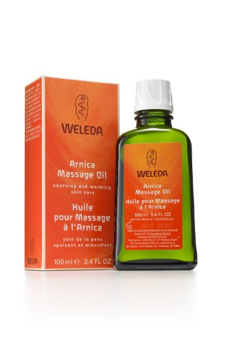 Weleda Arnika-Massageöl, 10 ml