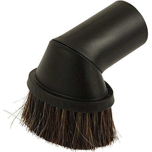 McFilter Möbelpinsel | schwarz, Rohranschluss Ø 32/35 mm | universal, für alle Marken …