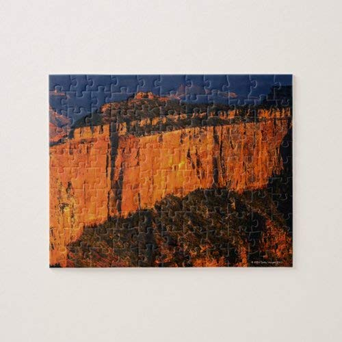 Wotan's Throne, Arizona, Estados Unidos   Puzzle de 1000 piezas (500 piezas)