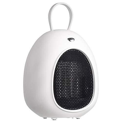 YYBF Estufa Eléctrica Calefactor Mini Portátil Handy Heater Bajo Consumo Temperatura Regulable Baño Casa Oficina
