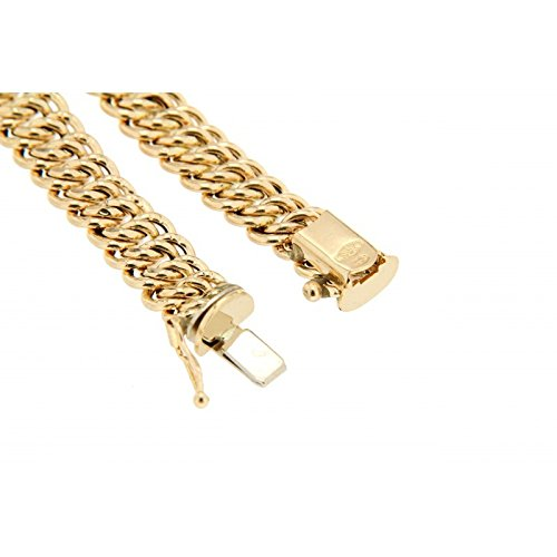 collier maille americaine or auchan