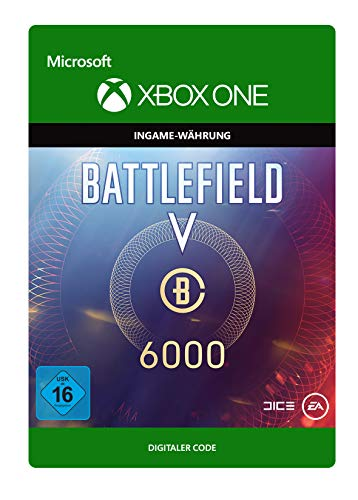 Battlefield V: Battlefield Currency 6000 | Xbox One - Download Code