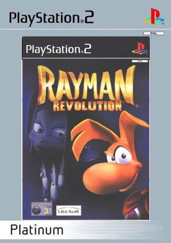 Rayman Revolution Platinum
